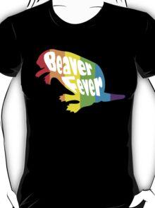 Beaver Fever Lesbian Funny T-Shirt