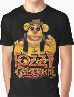 Fozzy Osbourne Graphic T-Shirt