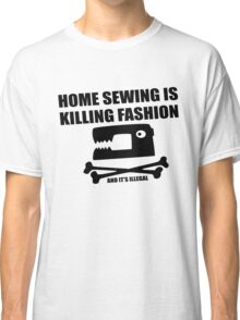 Homesewing Classic T-Shirt