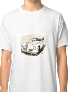 schöner sandfarbiger OldTimer Classic T-Shirt