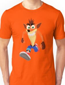 FunnyBONE Crash Unisex T-Shirt