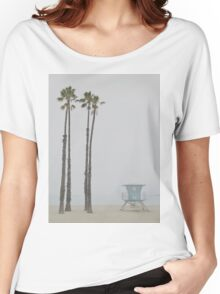 Motionless Coast Women's Relaxed Fit T-Shirt