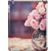 Still Life with Tea Roses iPad Case/Skin