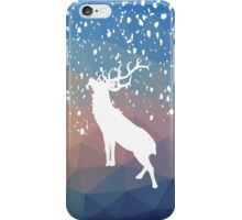 Oh Deer Blue Mountains iPhone Case/Skin