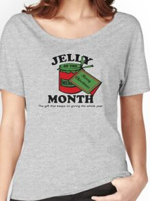 Jelly Month Women's Relaxed Fit T-Shirt