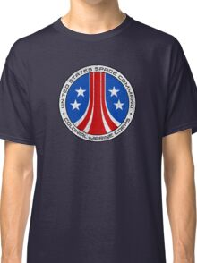 United States Colonial Marine Corps Insignia - Aliens - Dirty Classic T-Shirt