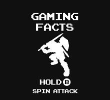 Gaming Facts Spin Attack Unisex T-Shirt