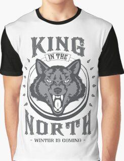 Wolf warrior Graphic T-Shirt