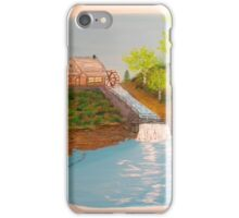 The Old Mill and Falls iPhone Case/Skin