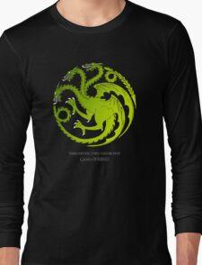 Green Dragon Revenge Long Sleeve T-Shirt
