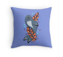The Seal Throw Pillow