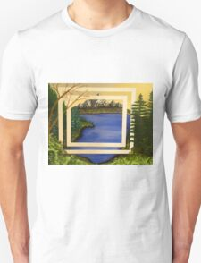 My Abstract Landscape Unisex T-Shirt