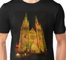 Vivid St Mary's Cathedral Unisex T-Shirt