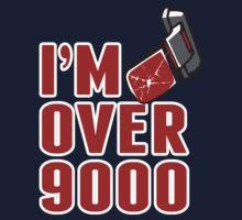I'm over 9000 Baby Tee