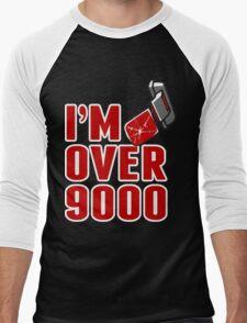 I'm over 9000 Men's Baseball ¾ T-Shirt