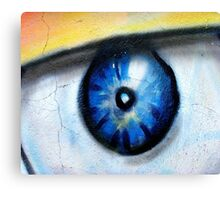 Abtag Watching you Canvas Print