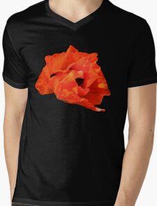The giant poppy Mens V-Neck T-Shirt