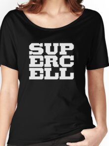 sup erc ell Women's Relaxed Fit T-Shirt