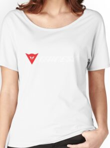 dainese cycle shirt Women's Relaxed Fit T-Shirt