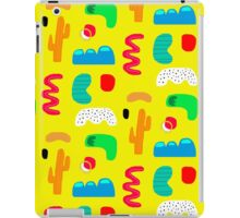 Toes in the desert iPad Case/Skin