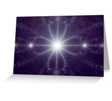 The Language of the Stars Greeting Card