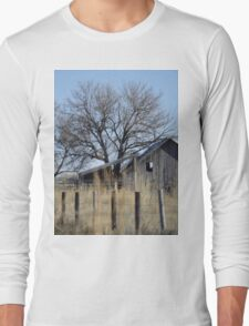 Behind the Fence Long Sleeve T-Shirt