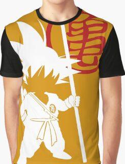 Little Goku Graphic T-Shirt