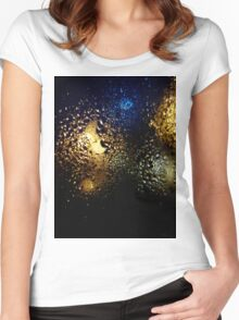 Condensation 62 - Cosmos Women's Fitted Scoop T-Shirt