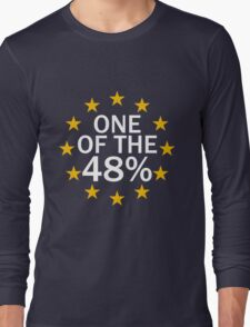 One of the 48% Long Sleeve T-Shirt