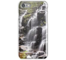 Sylvia Falls, Blue Mountains iPhone Case/Skin