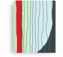 Abstract design by Moma Canvas Print