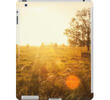 endless summer iPad Case/Skin