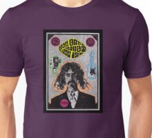 Tribute to Frank Zappa Unisex T-Shirt