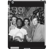 The Sinceros, 1979 iPad Case/Skin