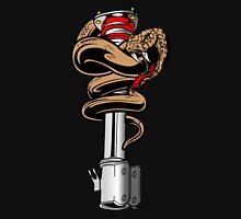 Static Rider Snake Unisex T-Shirt