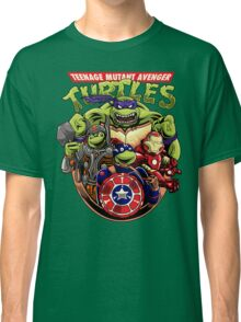 Avenger Turtles Classic T-Shirt