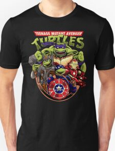 Avenger Turtles Unisex T-Shirt