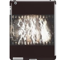 Film Burnout iPad Case/Skin
