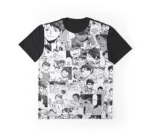 Oikawa Tooru Collage Graphic T-Shirt
