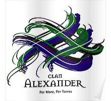 Clan Alexander  Poster