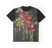 ~ field of poppies ~ Graphic T-Shirt
