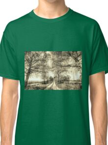 The Summer Farm Track Vintage Classic T-Shirt