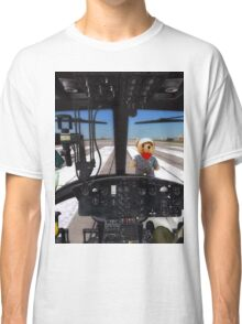 Ready for take off 01 Classic T-Shirt