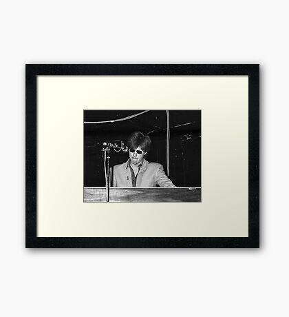 Don Snow,The Sinceros Framed Print