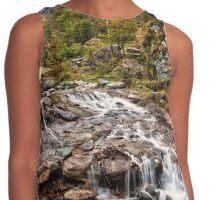 ~ the mountain stream ~ Contrast Tank