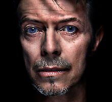 David Bowie photographed by Gavin Evans by gavinevans