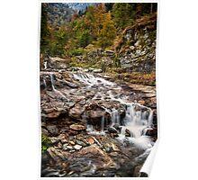 ~ the mountain stream ~ Poster