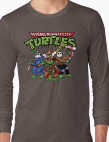 Killer Turtles Long Sleeve T-Shirt