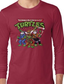 Killer Turtles Long Sleeve T-Shirt
