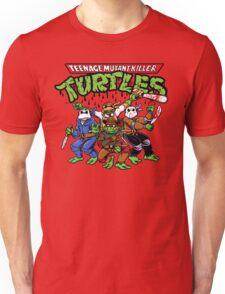 Killer Turtles Unisex T-Shirt